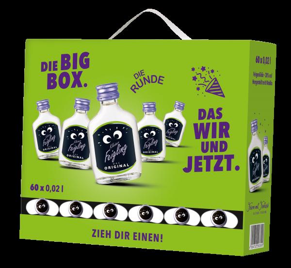 Kleiner Feigling Das Original Big-Box 60x0,02l