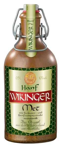 Hanf Wikinger Met 0,5l Tonkrug