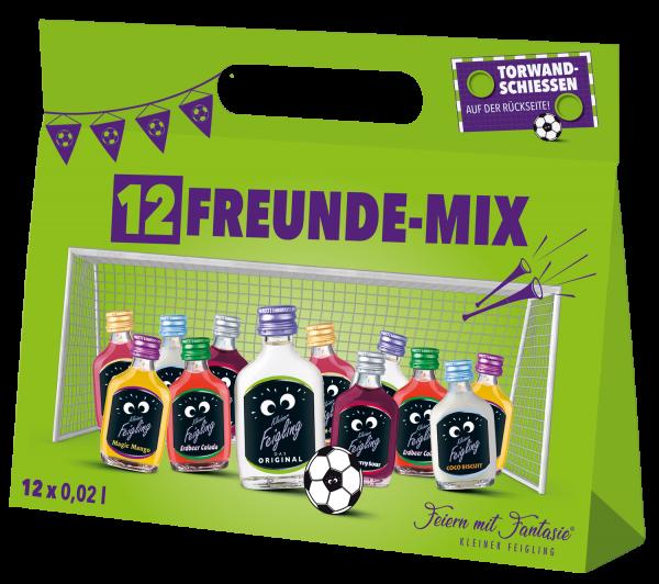Kleiner Feigling 12 Freunde-Mix
