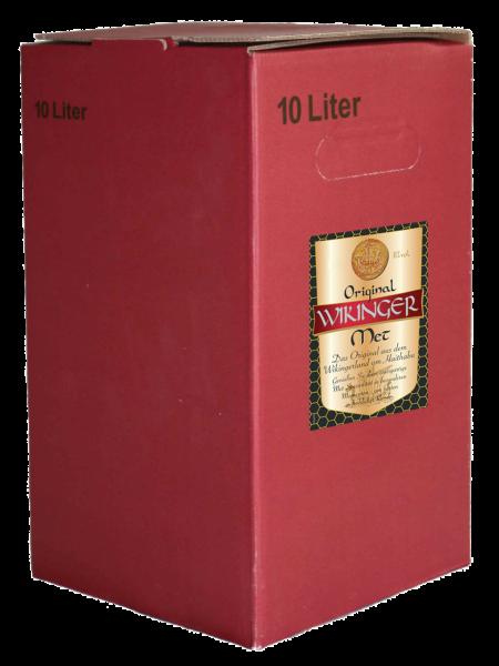 Original Wikinger Met Bag in Box 10l Kanister 11% vol