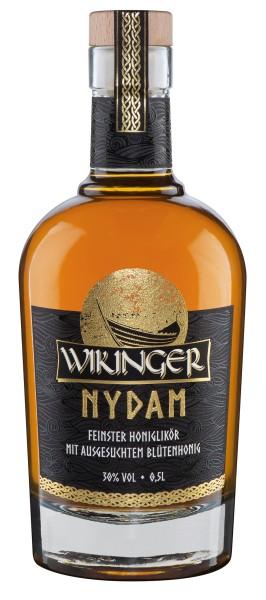 Wikinger Nydam Glasflasche 0,5l