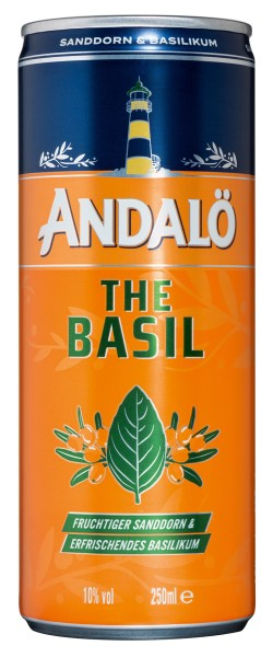 ANDALÖ The Basil Dose 250ml