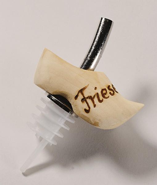 FRIESENGEIST Holzschuh Ausgießer