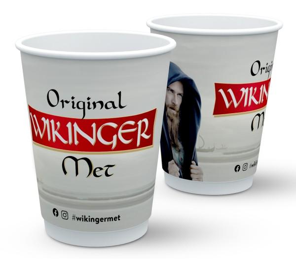 Wikinger Met Heißgetränke Becher 18er Karton