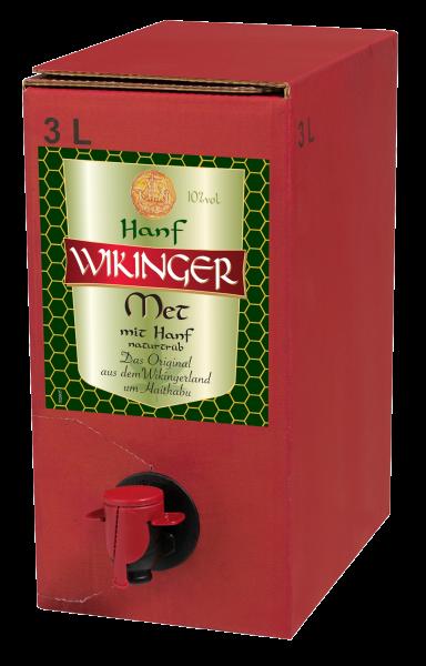 Hanf Wikinger Met 3,0l Bag in Box 10% vol