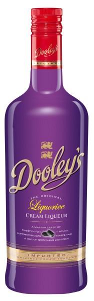 Dooley´s Original Liquorice Cream Liqueur 0,7l
