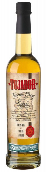 Tujador - Yucatan Honey Liqueur 0,5l